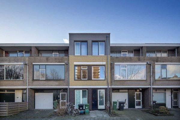 Nul op de Meter-woning, Zoetermeer. Foto: Frank Hanswijk, voor: Stroomversnelling via Platform VOER