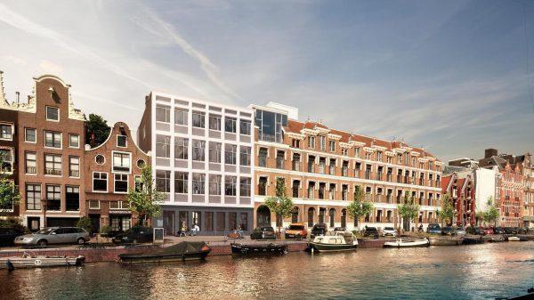 Prinsengrachtziekenhuis, Amsterdam Beeld: COD