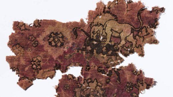 Deel textiel Foto: Museum Kaap Skil