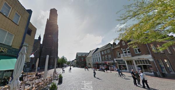 Weert, binnenstad Foto: Google Maps
