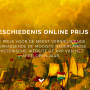 Odilia's Dagboek winnaar Geschiedenis Online Prijs 2017