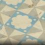 Art deco tegelvloer onder Grote Markt Groningen