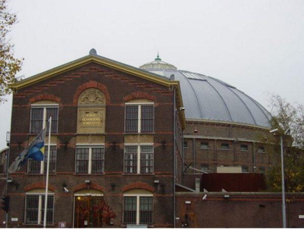 De Koepelgevangenis in Haarlem