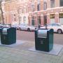 Beschermd stadsgezicht vormt geen belemmering voor afvalcontainers