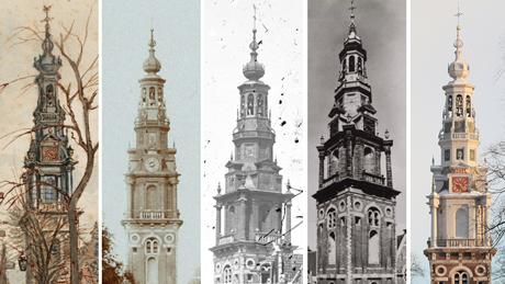 Amsterdams Erfgoed van de Week: De Zuiderkerk in nieuwe kleuren
