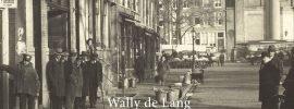 Papieren monument voor de laatste joodse bewoners van Waterlooplein 64-78