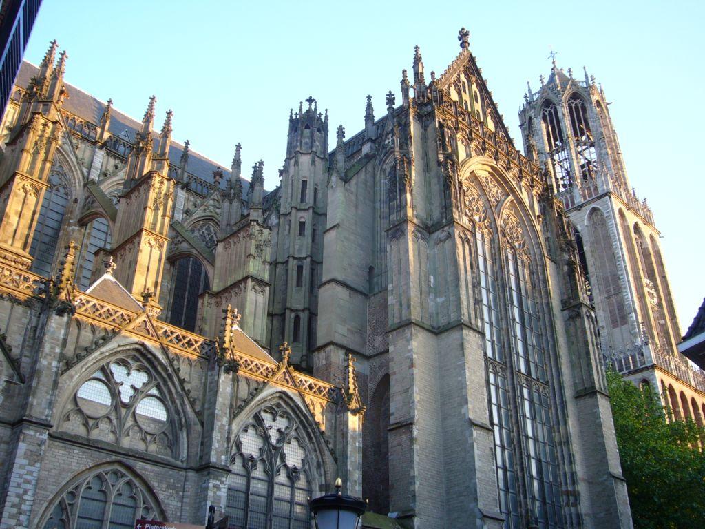 Utrechtse Domkerk komende maanden in de steigers
