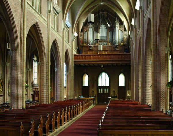 paterskerk eindhoven