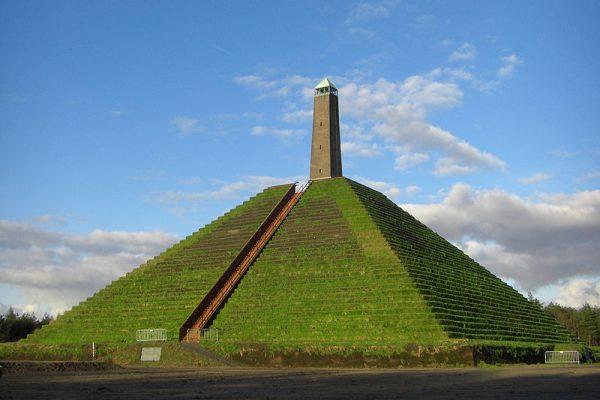De Pyramide van Austerlitz