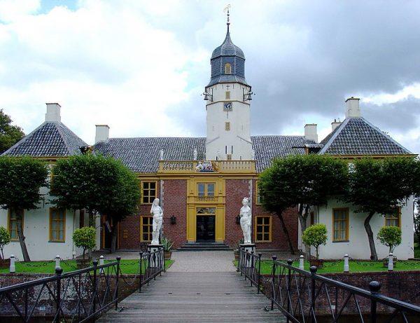 Fraeylemaborg in Slochteren