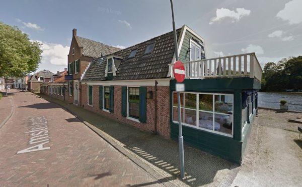 't Jagershuis op de Amstelzijde