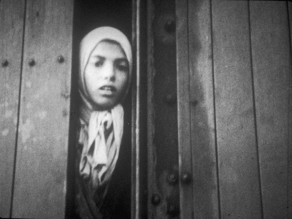 Still uit de Westerbork Film