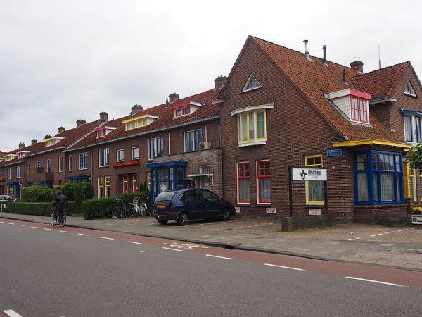 Torenstraat Papagaaienbuurt Drachten