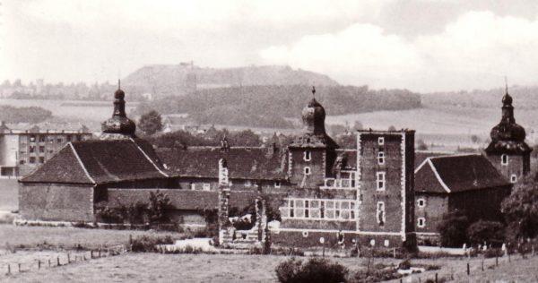 Slot Schaesberg, landgraaf
