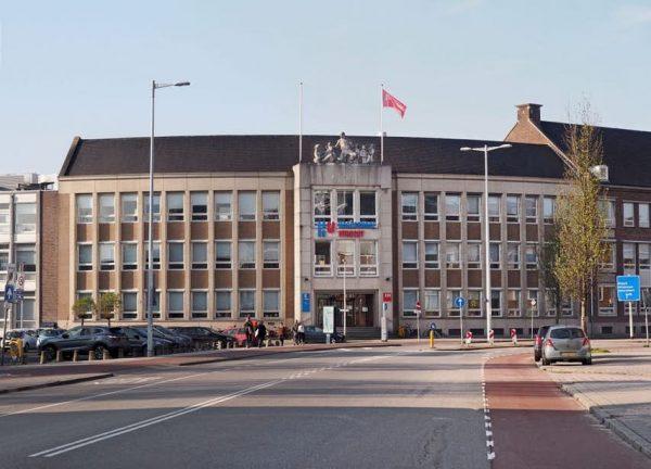 Concordia-gebouw in Utrecht in 2017