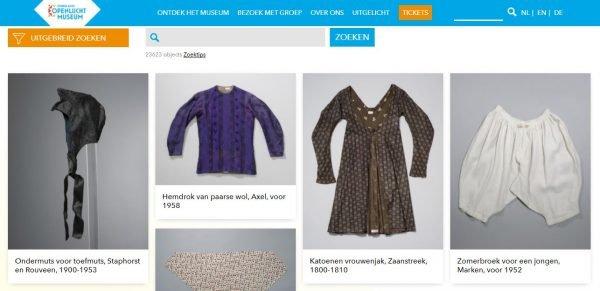 Collectie Openluchtmuseum