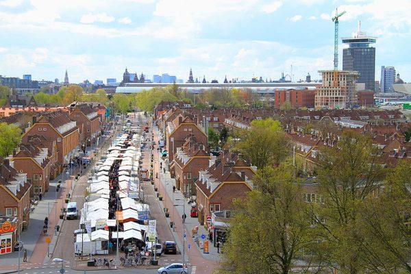 Van der Pekbuurt Amsterdam