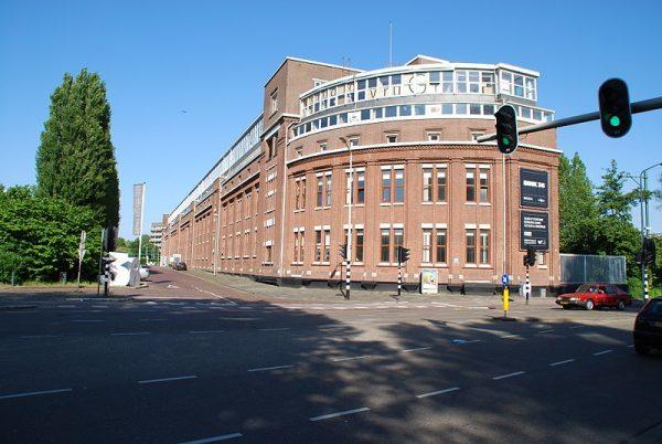 Industrieterrein de Binckhorst Den Haag