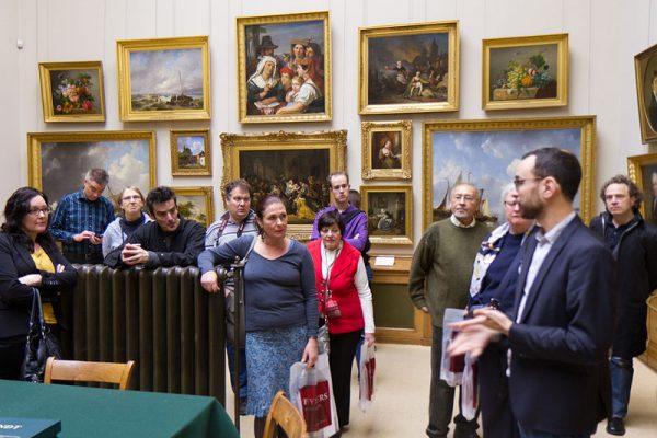 Rondleiding Teylers Museum