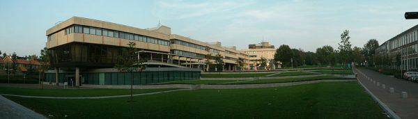 Het gemeentehuis van Ede