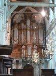 Hoofdorgel Oude Kerk Amsterdam