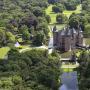 Schade door droogte aan tuinen bij kastelen en landgoederen