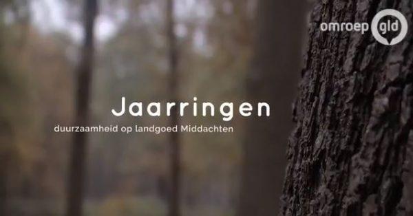 'Jaarringen: duurzaamheid op landgoed Middachten'