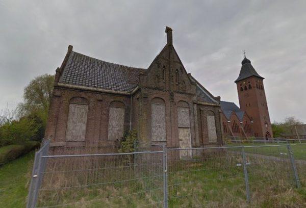 Voormalige Sint Jozefschool in Wehe-den Hoorn
