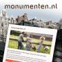 Nieuwe, nuttige nieuwsbrief voor monumenten-eigenaren