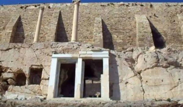 Thrasyllos-monument Acropolis