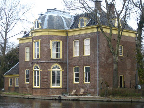 Buitenplaats Rhijnhof in Leiden
