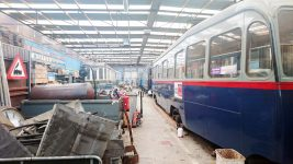 Trammuseum historische trams Amsterdam