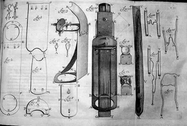 Microscopen Antoni van Leeuwenhoek