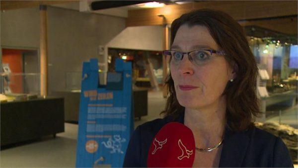 Chantal Keijsper, directeur van Het Flevolands Archief