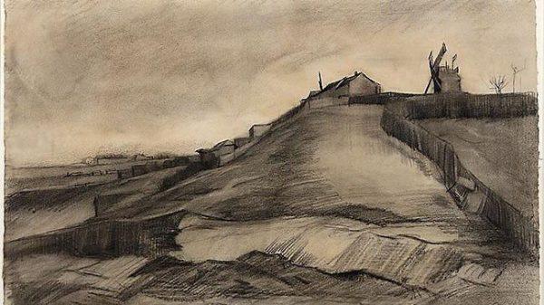 'Nieuwe' tekening van Van Gogh