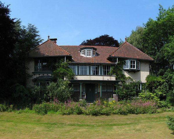 Villa Klein Toornvliet in 2010