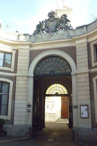 Het Spaansche Hof in Den Haag