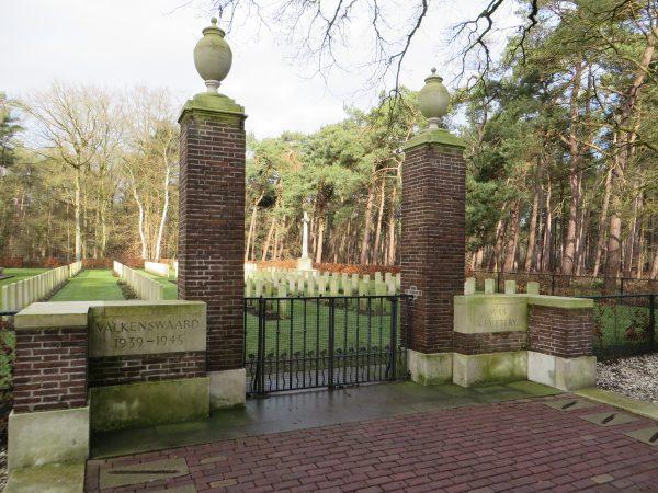 Militaire begraafplaats Valkenswaard