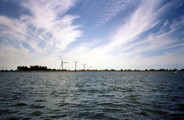 Het IJsselmeer bij Medemblik