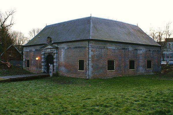 Het Kruithuis aan de Citadellaan in Den Bosch