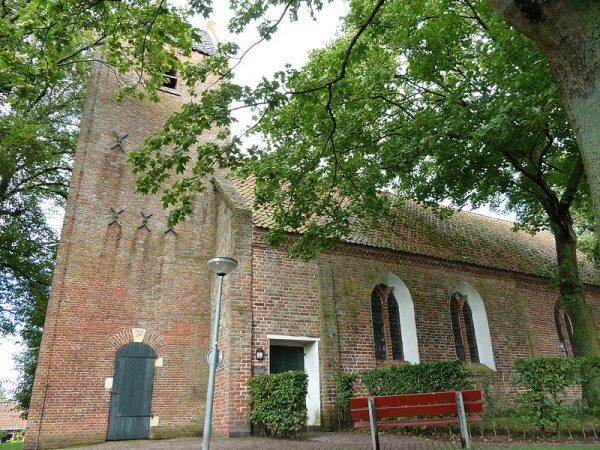Sint Nicolaaskerk in Obergum