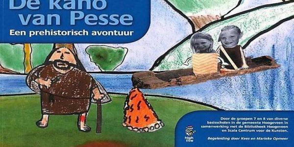 Boek 'De kano van Pesse'
