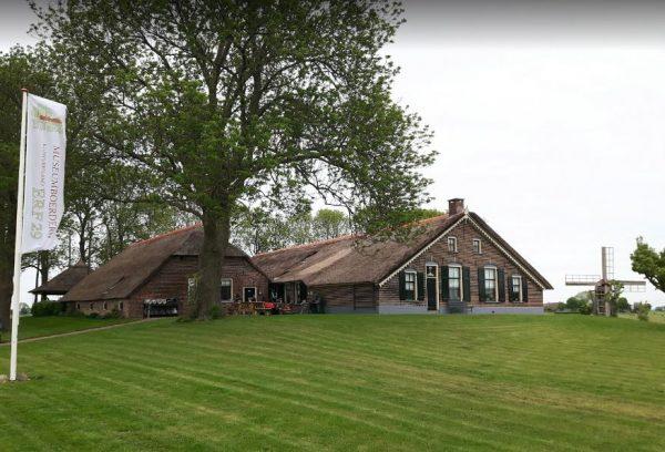 Museumboerderij Erf 29 op het Kampereiland