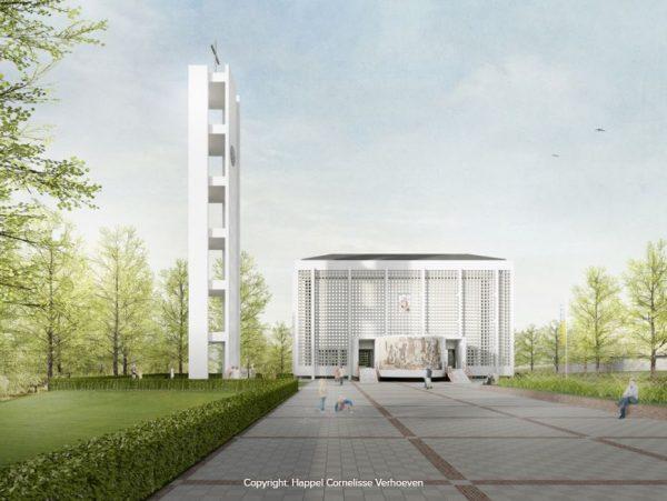 De Christus Koning Kerk in Heerlen