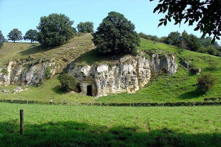 Krijtformatie Bemelerberg in het Zuid-Limburgse Heuvellandschap
