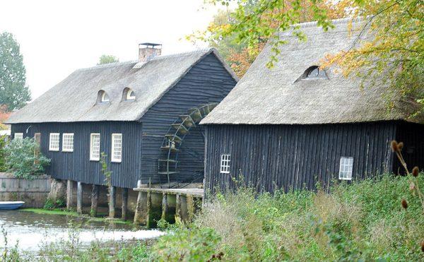 De Hooidonkse watermolen, monument van de maand maart in de gemeente Nuenen