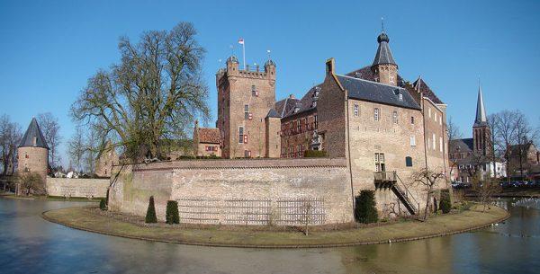 Huis Bergh in 's-Heerenberg
