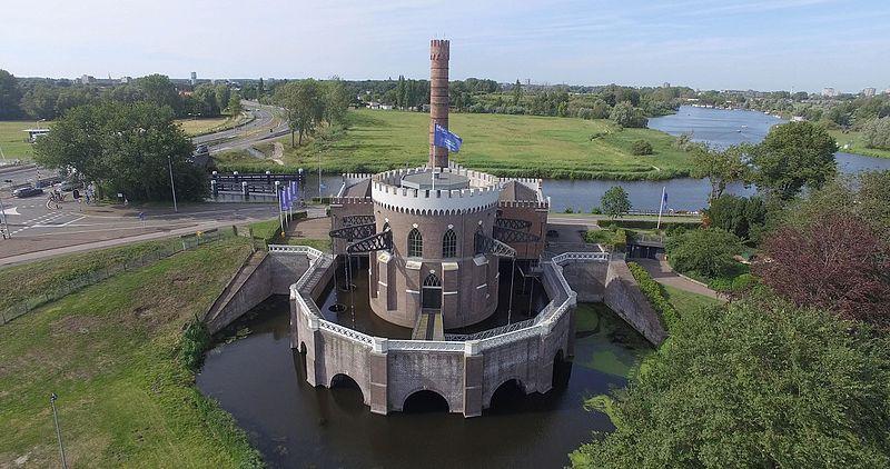 Haarlemmermeermuseum De Cruquius opgenomen in UNESCO Water Museums Global Network