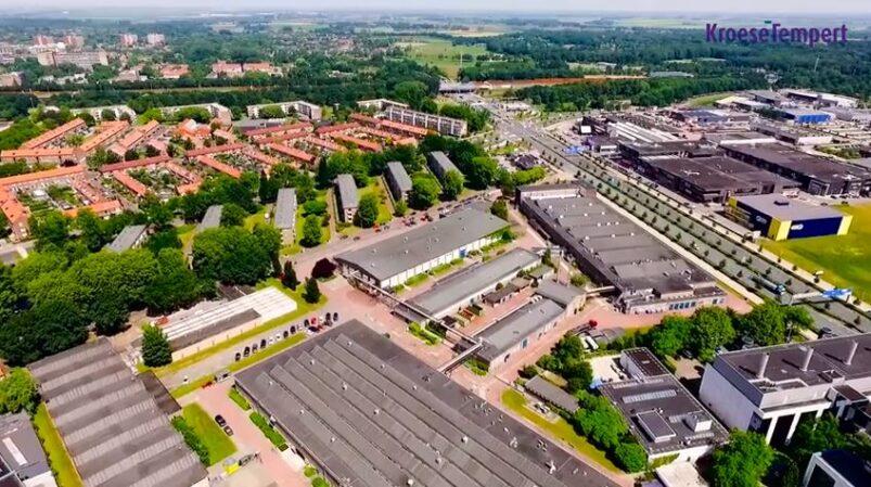 Vishayterrein in Zwolle