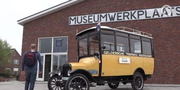 Museumwerkplaats Transit Oost in Winterswijk